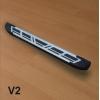 Боковые пороги (Saphire V2) для INFINITI FX 50 2010+ (Can-Otomotive, INF5.47.0720)