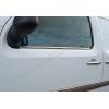 Нижние молдинги стекол (нерж., 2 шт.) для Mercedes-Benz Citan 2013+ (Omsa Prime, 6122141)