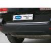 Хром накладка на кромку багажника (нерж.) для Volkswagen Touareg 2008-2010 (Omsa Prime, 7527052)