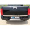 Хром накладка на кромку багажника (нерж.) для Volkswagen Amarok 2010+ (Omsa Prime, 7535052)