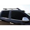 Нижние молдинги стекол (нерж., 4 шт.) для Volkswagen Amarok 2010+ (Omsa Prime, 7535141)