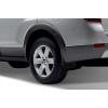Брызговики задние (полиуретан, без расширителей арок) для Citroen Jumper/Peugeot Boxer 2006+ (Novline, NLF.10.18.E18)