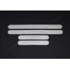 Накладки на пороги (нерж.) для Mitsubishi Lanser SD 2007+ (Omsa Prime, 4911091)