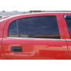 Нижние молдинги стекол (нерж., 4 шт.) для Opel Astra G (5D) 1998-2009 (Omsa Prime, 5201141)
