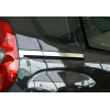 Молдинг под сдвижную дверь (нерж., 2 шт.) для Opel Combo D 2011+ (Omsa Prime, 2524132)