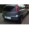 Накладка на ручку двери багажника (нерж., 1шт.) для Opel Meriva 2002-2010 (Omsa Prime, 5203051)