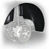 Подкрылок (передний правый) для GREAT WALL Hover M2 2013+ (NOVLINE, EXP.NLL.59.12.002)