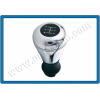 Рукоятка (ручка КПП, алюминий) для Peugeot 107 (5D/3D) HB 2007+ (Omsa Prime, 5707001)