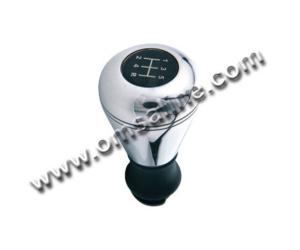 Рукоятка (ручка КПП, алюминий) для Peugeot 206 (5D) 1998-2012 (Omsa Prime, 5702001)