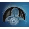 Подкрылок (передний правый) для Hyundai Sonata (NF) 2004-2011 (NOVLINE, EXP.RSA-NLL2001002)