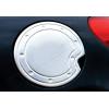 Накладка на лючок бензобака (нерж.) для Peugeot 207 (5D) HB/SW 2006-2012 (Omsa Prime, 5706071)