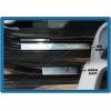 Накладки на внутренние пороги (нерж.) 4-шт. для PEUGEOT 301 2012+ (Omsa Prime, 5715091)