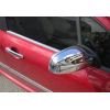Нижние молдинги стекол (нерж., 4 шт.) для Peugeot 307 (5D) HB/SW 2001-2008 (Omsa Prime, 5703141)