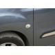 Окантовка на повторители поворота (нерж., 2 шт.) для Peugeot 307 (5D) HB/SW 2001-2008 (Omsa Prime, 9501151)