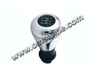 Рукоятка (ручка КПП, алюминий) для Peugeot 307 (5D) HB/SW 2001-2008 (Omsa Prime, 5703001)