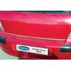 Хром накладка на кромку багажника (нерж.) для Peugeot 308 (5D) HB 2007-2013 (Omsa Prime, 5709052)