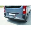 Хром накладка на кромку багажника (нерж.) для Peugeot Partner Tepee 2008+ (Omsa Prime, 5723052)