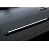 Молдинг дверной (нерж., 4-шт.) для Renault Megane II (5D) HB/SD 2004-2010 (Omsa Prime, 6103131)