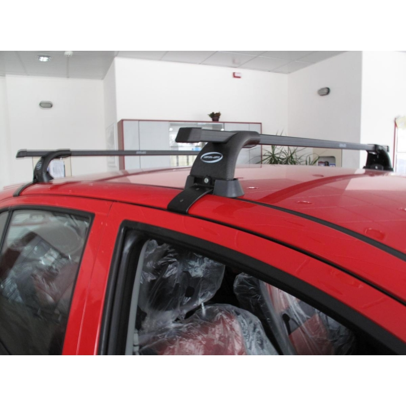 багажник на крышу renault symbol 2010