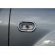 Окантовка на повторители поворота (нерж., 2 шт.) для Seat Ibiza III (5D/3D) HB 2000-2009 (Omsa Prime, 9500151)