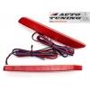 Катафоты красные со светодиодами Toyota Camry V50 2012-, Venza 2008-, Sienna 2011-, Lexus GX470 (BGT PRO, kat-camr-v50-r)