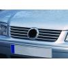 НАКЛАДКИ НА РЕШЕТКУ РАДИАТОРА (НЕРЖ.) 8-ШТ. ДЛЯ VW BORA 1998-2004 (OMSA PRIME, 7501081)