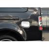 Накладка на лючок бензобака (нерж.) для Volkswagen Caddy 2003-2010 (Omsa Prime, 7520071)