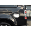 Накладка на лючок бензобака (нерж.) для Volkswagen Caddy 2010+ (Omsa Prime, 7520071)