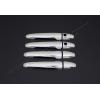 Накладки на дверные ручки (нерж., 4-шт.) для Volkswagen Crafter 2006+ (Omsa Prime, 4724041)