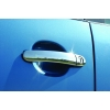 НАКЛАДКИ НА ДВЕРНЫЕ РУЧКИ (НЕРЖ., 4-ШТ.) ДЛЯ VW GOLF IV (4D) 1997-2004 (OMSA PRIME, 7502041)