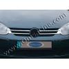 НАКЛАДКИ НА РЕШЕТКУ РАДИАТОРА (НЕРЖ.) 4-ШТ. ДЛЯ VW GOLF VI 2008-2012 (OMSA PRIME, 7518081)