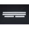 Накладки на пороги (нерж.) для VW Golf VII (5D) HB 2012+ (Omsa Prime, 7515091)