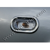 ОКАНТОВКА НА ПОВТОРИТЕЛИ ПОВОРОТА (НЕРЖ.) 2-ШТ. VW LUPO 2002-2005 (OMSA PRIME, 7508151)