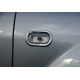 Окантовка на повторители поворота (нерж., 2 шт.) для Volkswagen Polo IV (5D/3D) HB 2005-2009 (Omsa Prime, 9500151)