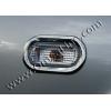 ОКАНТОВКА НА ПОВТОРИТЕЛИ ПОВОРОТА (НЕРЖ.) 2-ШТ. VW POLO 2005-2009 (OMSA PRIME, 7507151)