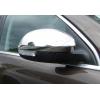Накладки на зеркала (нерж., 2-шт.) для Volkswagen Sharan II (7N) 2010+ (Omsa Prime, 7514111)