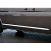 Молдинг дверной (нерж., 5-шт., корот, база) для Volkswagen Caravelle (T5) 2003+ (Omsa Prime, 7522131)