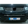 НАКЛАДКИ НА ПЕРЕДНИЙ БАМПЕР (НЕРЖ.) ДЛЯ VW T5 MULTIVAN 2003-2010 (OMSA PRIME, 7526082)