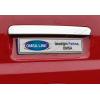 Накладка крышки багажника (над номером, ляда) для Volkswagen Multivan (T5) 2003-2014 (Omsa Prime, 7522052)
