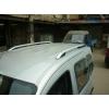 Алюминиевые рейлинги (Crown) для FIAT DOBLO II 2010+ (Can-Otomotive, FIDO.73.0632)