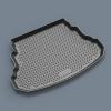 Коврик в багажник (полиуретан) для Honda Jazz HB 2009-2014 (Novline, NLC.18.19.B11)