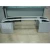 Алюминиевые рейлинги (Crown) для OPEL VIVARO LONG 2006+ (Can-Otomotive, OPVI.73.2526)