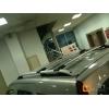 Алюминиевые рейлинги (Crown) для VOLKSWAGEN CADDY I 2005+ (Can-Otomotive, VWCA.73.3594)