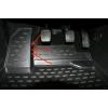 Коврики в салон 3D (полиуретановые, бежевые) для HYUNDAI Grandeur 2012+ (Novline, NLC.3D.20.54.212)