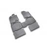 Коврики в салон (полиуретановые, 6 шт.) для Hyundai IX55 2007-2013 (Novline, NLC.20.30.210k)