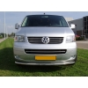 Защита передняя труба одинарная d70 для Volkswagen T5 Transporter/Multivan 2003+ (UA-TUNING, VWT5FSG)