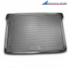 Коврик в багажник (полиуретан) для Peugeot Partner Tepee Confort 2008-2012 (Novline, NLC.38.12.B15)