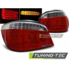 Задняя светодиодная оптика (задние фонари) для BMW 5 (E60) 2003-2007 (TUNING-TEC, LDBMA0)