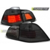 Задняя светодиодная оптика (задние фонари) для BMW 5 (E60) 2003-2010 (TUNING-TEC, LDBM35)