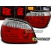Задняя светодиодная оптика (задние фонари) для BMW 5 (E60) 2003-2007 (TUNING-TEC, LDBM94)